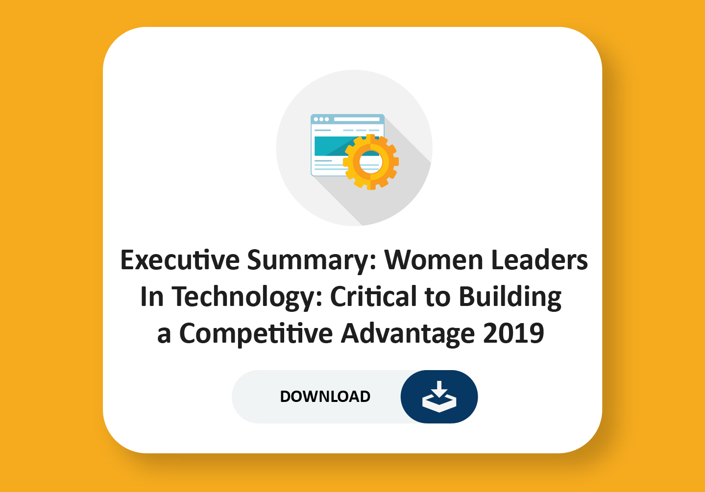 Women leaders in technology critical to building a competitive edge in 2019